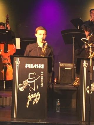 music education at Pulaski academy