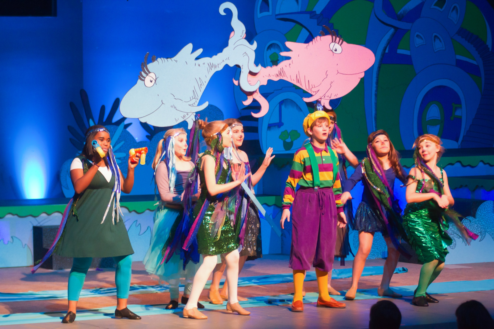 Pulaski Academy Theatre
